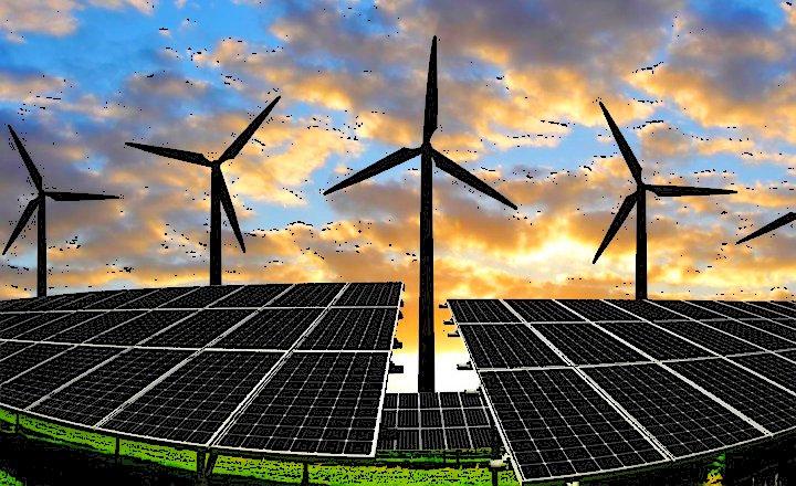 Fronteras de la física moderna. Energías renovables: eólica y solar.