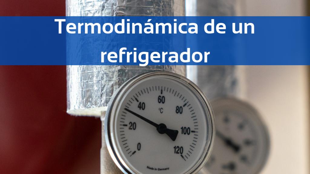 Termodinámica de un refrigerador