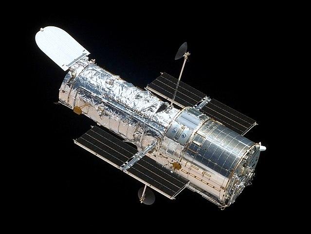 Algunos datos técnicos del telescopio Hubble