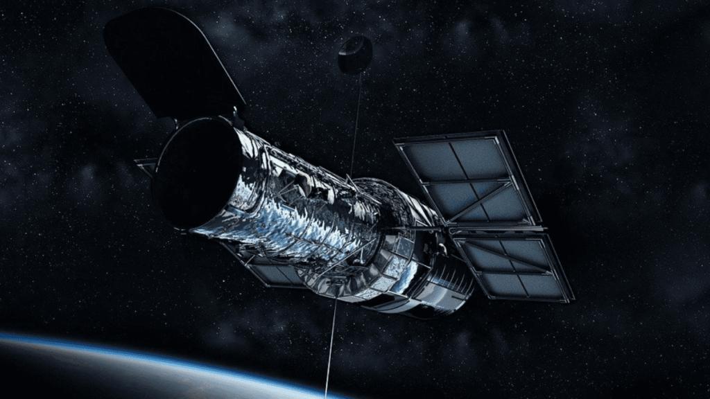 El Telescopio Espacial Hubble. Nuestros ojos en el cosmos.