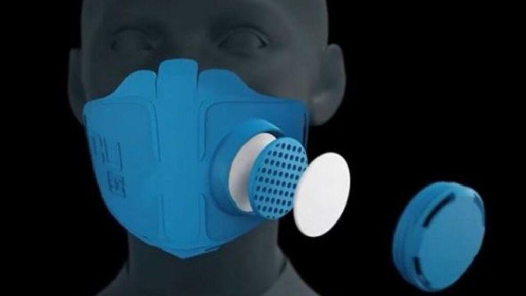 Mascarillas con nanopartículas de cobre a partir de impresoras 3D