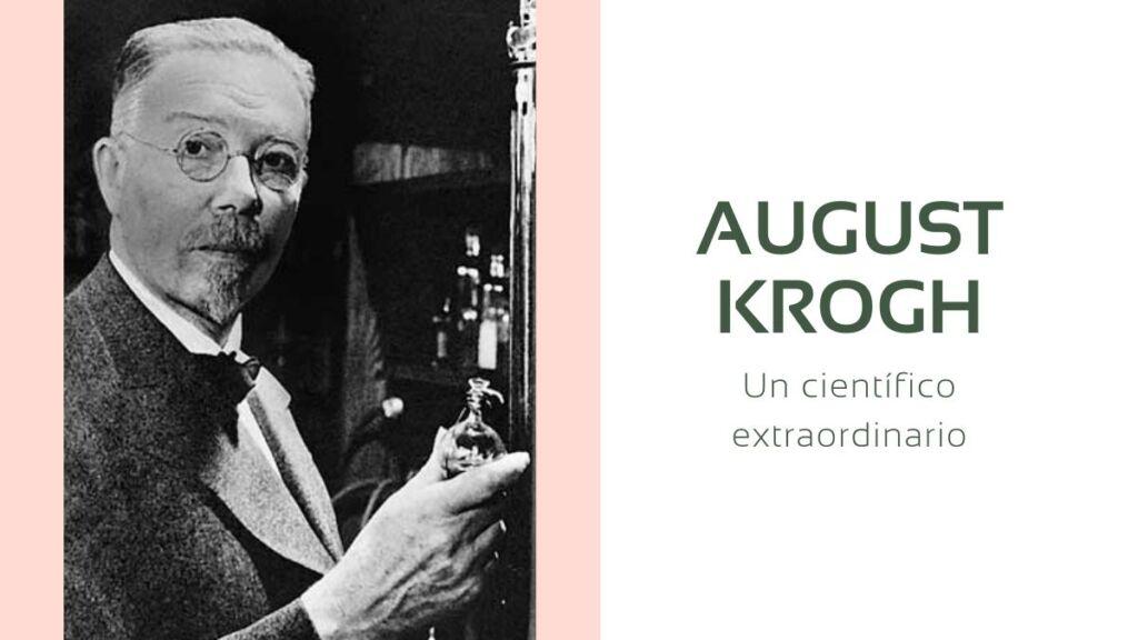 August Krogh, un científico extraordinario.