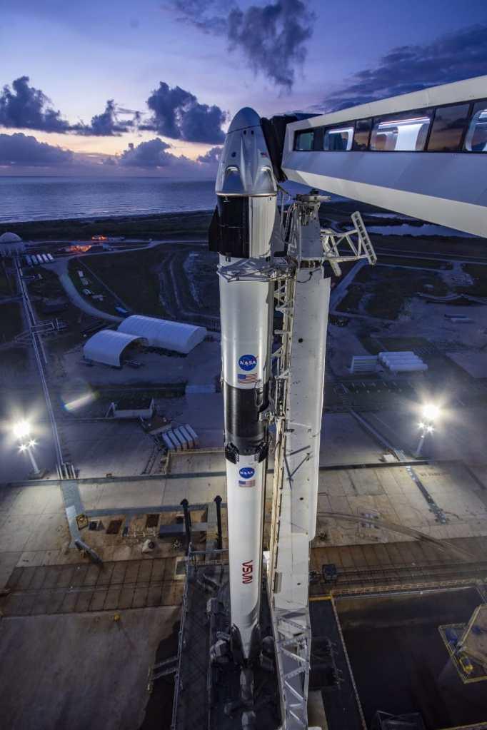 Falcon 9 Spacex y la Nasa