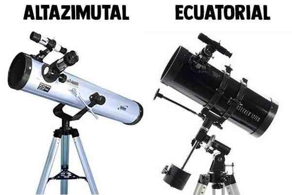 comparativa_telescopio_altazimutal_ecuatorial.