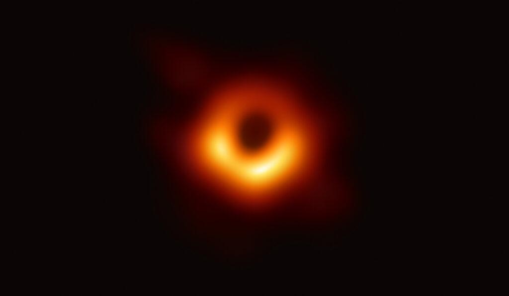 Agujero negro m87