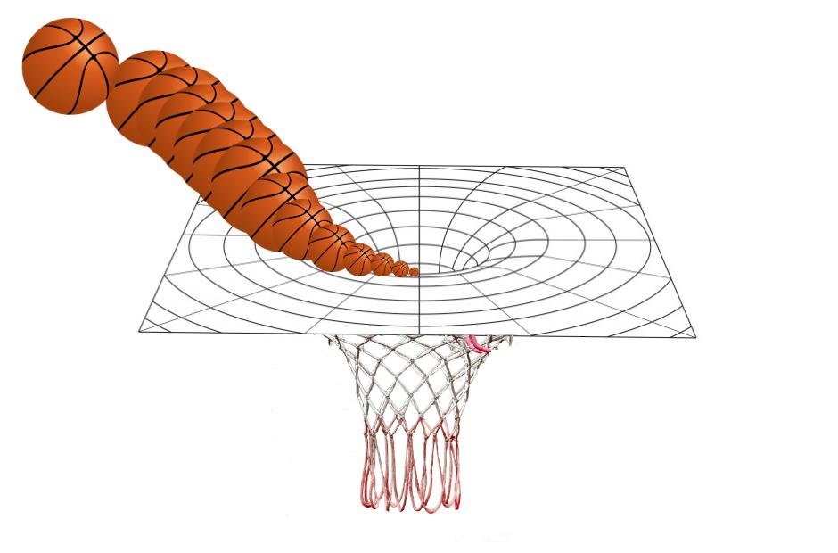 Tela-espacio-tiempo.-Baloncesto